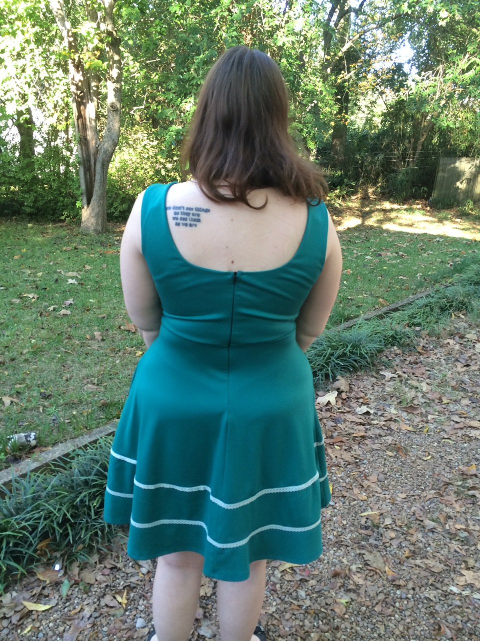 Full Bust Friendly Dress Review: The Coquette Dress in ...