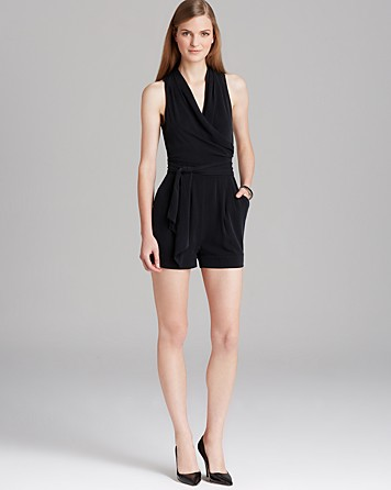 Catherine Malandrino Romper- $295; Image from Bloomingdales.com