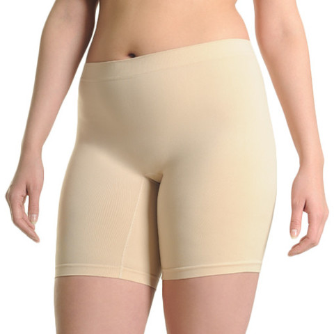 Thigh Society Beige Shorts