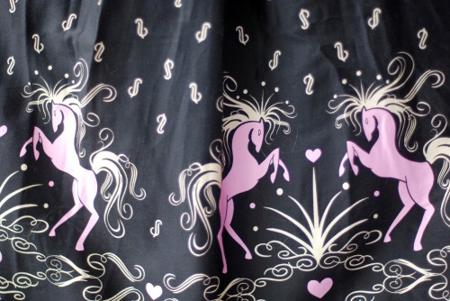 Dancing Horses Print by Pinup Girl Clothing