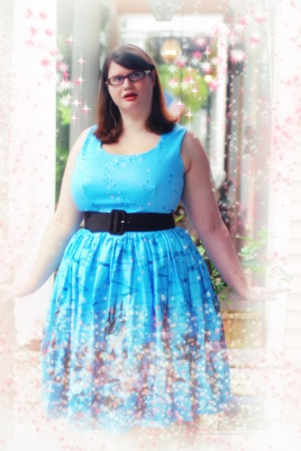 Aurora Dress by Pinup Girl Clothing