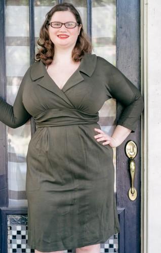 Mansfield Dress by Trashy Diva