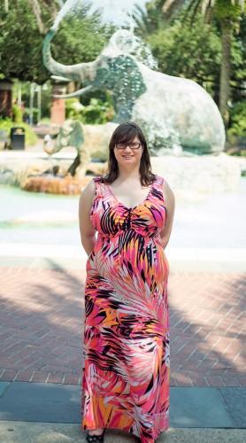 Bolero Beachwear Maxi Dress