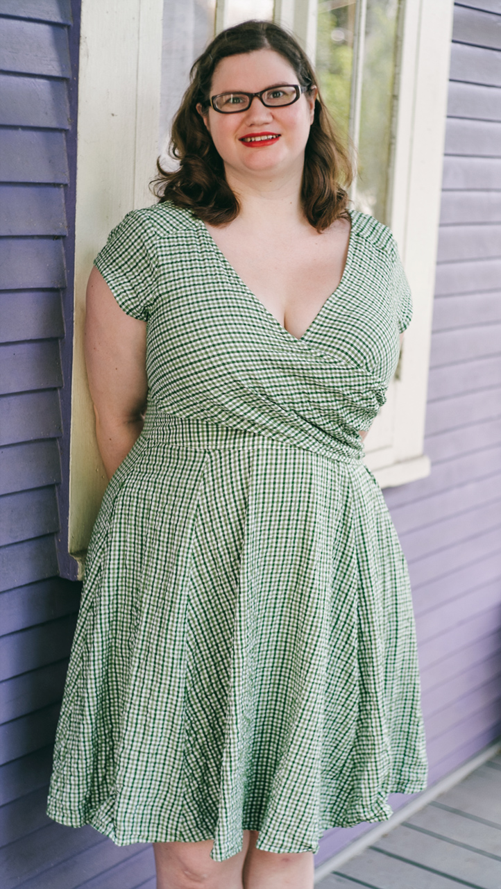 Full Bust Friendly Dress Review: My First Experience with EShakti ...