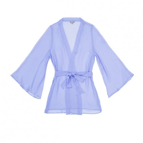 Beautiful Bottoms Amaranthine Short Robe– $182