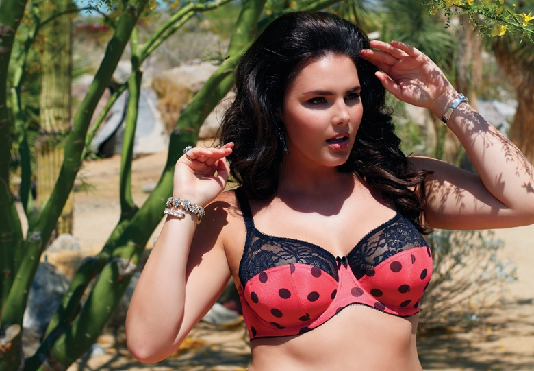 Sculptresse_Flirtini_Balconnet Bra_7685_Midi_Brief_7682_Cherry_Spot