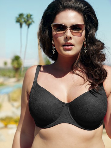 Sculptresse_Pure_Lace_6931_Moulded_non_Padded_bra_Black