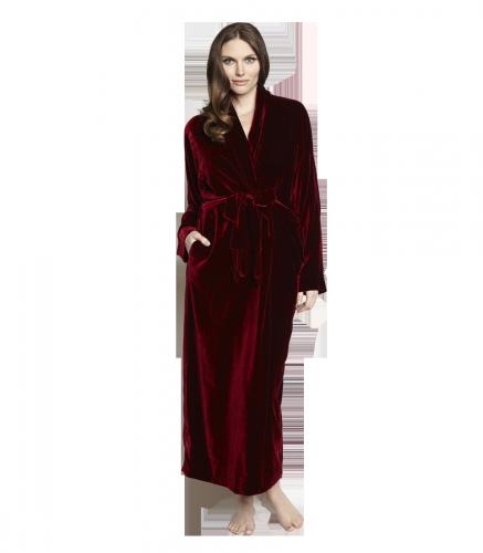 Diva Velvet Robe
