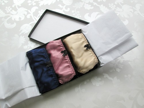 Angela Friedman Panty Gift Set
