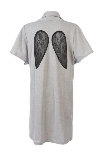 Glitter Wings Wrap by Kriss Soonik