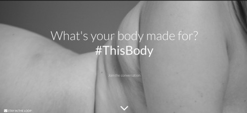 #ThisBody by Lane Bryant/Image by Lane Bryant