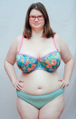 Bra: Janey Bra by Tutti Rouge  Panties: Jane Panties by RavenDreams